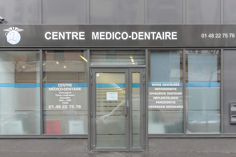 Centre dentaire Epinay sur Seine